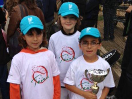 Le mini-tennis au TC12 Bercy