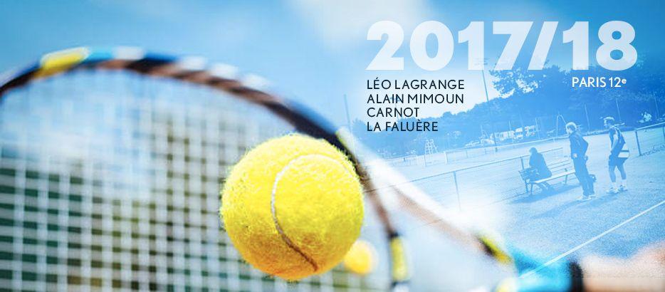 Bienvenue au TC12 Bercy, votre club de tennis à Paris 12