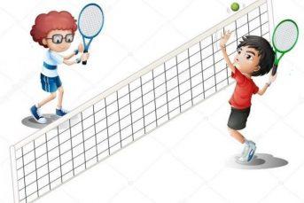 Mini- tennis au TC12 Bercy